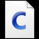 logo lenguaje c
