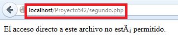 archivo php segundo